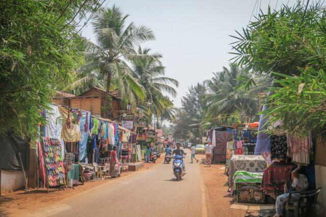 Goa Indien Agonda