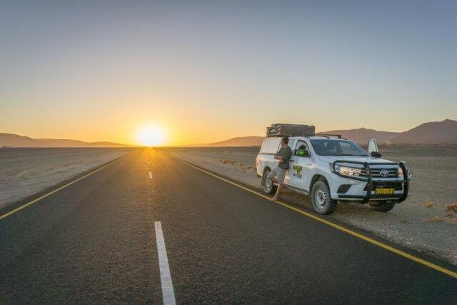 Namibia Rundreise Namib Sesriem Panoramastrasse