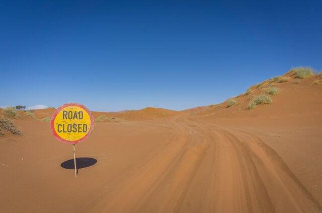 Namibia Rundreise Namib Sesriem Sossusvlei