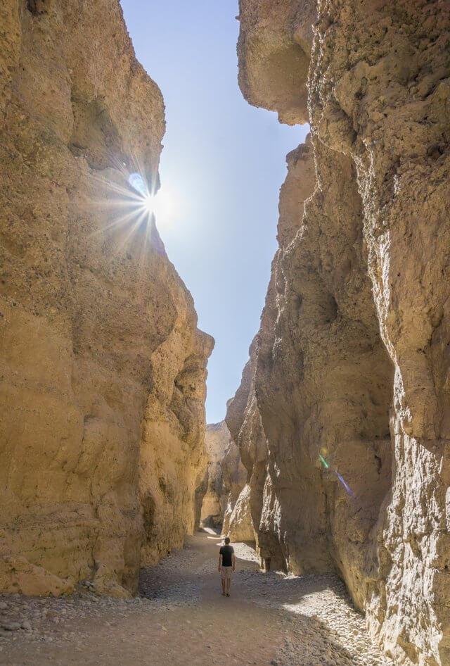 Namibia Rundreise Sesriem Canyon