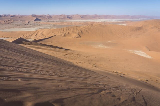 Namibia Rundreise Sossusvlei Namib Big Daddy