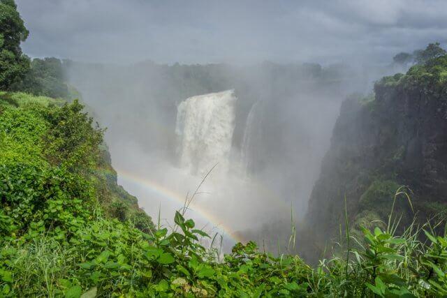 Viktoriafaelle Simbabwe
