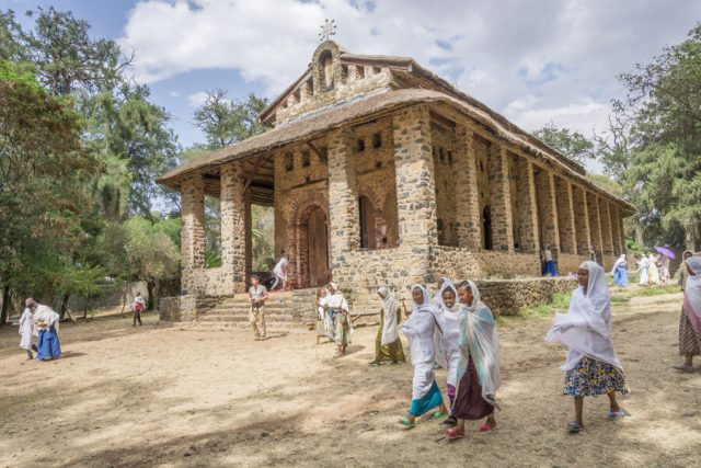 Aethiopien Reise Kirche