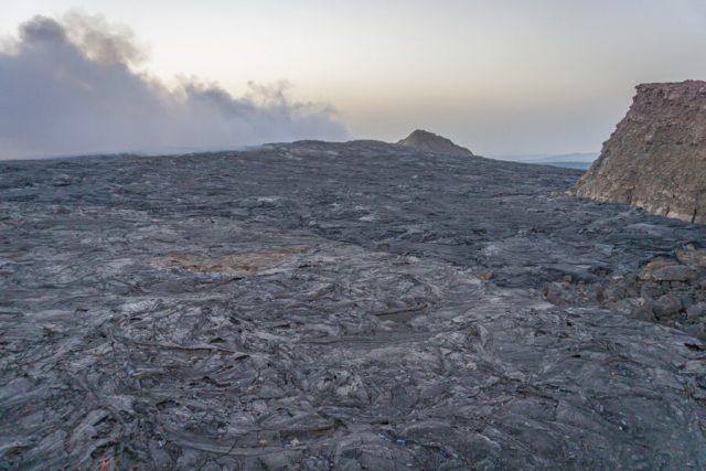 Aethiopien Reise Erta Ale Vulkan