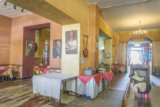Aethiopien Reisen Taitu Hotel Addis Abeba