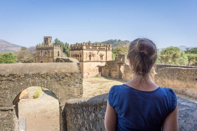 Aethiopien Reisen Gondar