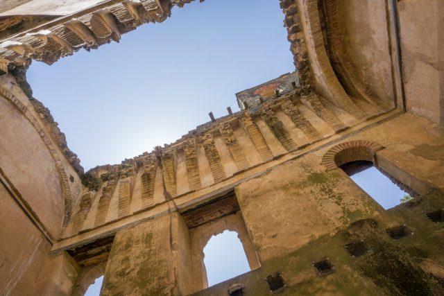 Aethiopien Reisen Gondar Ruinen