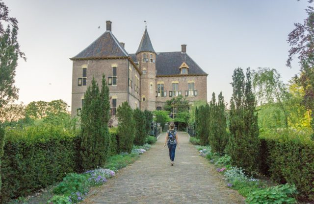 Holland Gelderland Kasteel Vorden