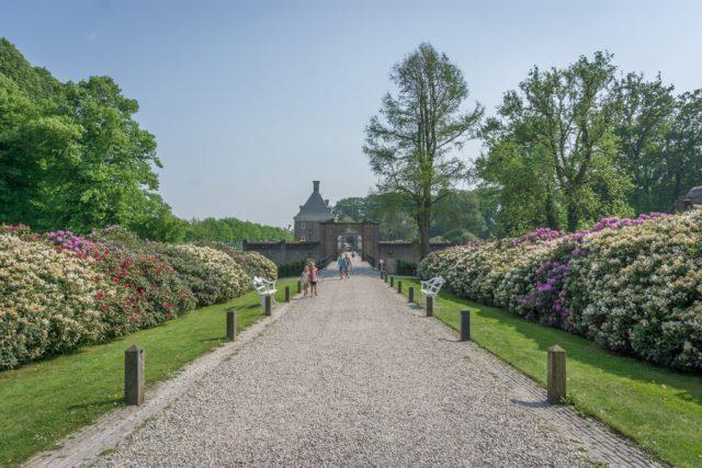 Holland Gelderland Utrecht Kasteel Amerongen
