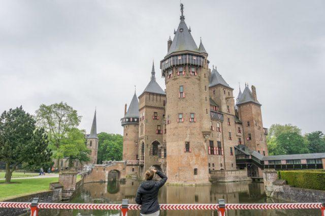Holland Gelderland Utrecht Kasteel De Haar-5