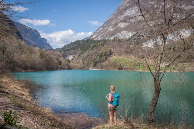 Sehenswuerdigkeiten Gardasee_Trentino_Riva del Garda Tennosee Wanderung