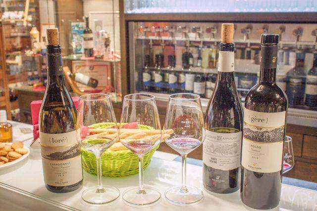 Sehenswuerdigkeiten Gardasee_Trentino_Riva del Garda Agraria Weinprobe
