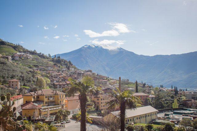 Sehenswuerdigkeiten Gardasee_Trentino_Riva del Garda Varone Wasserfall Aussicht