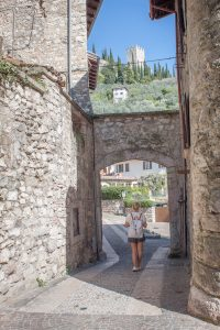 Sehenswuerdigkeiten Gardasee_Trentino_Riva del Garda Arco Burg