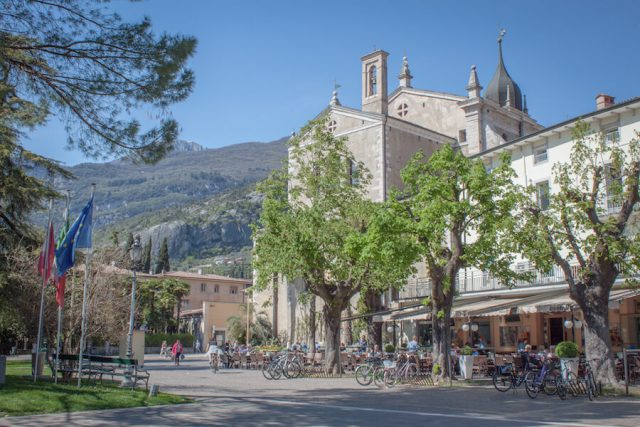 Sehenswuerdigkeiten Gardasee_Trentino_Riva del Garda Arco