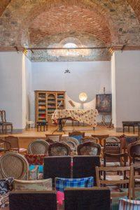 Toskana Italien Pomarance klassische Konzerte