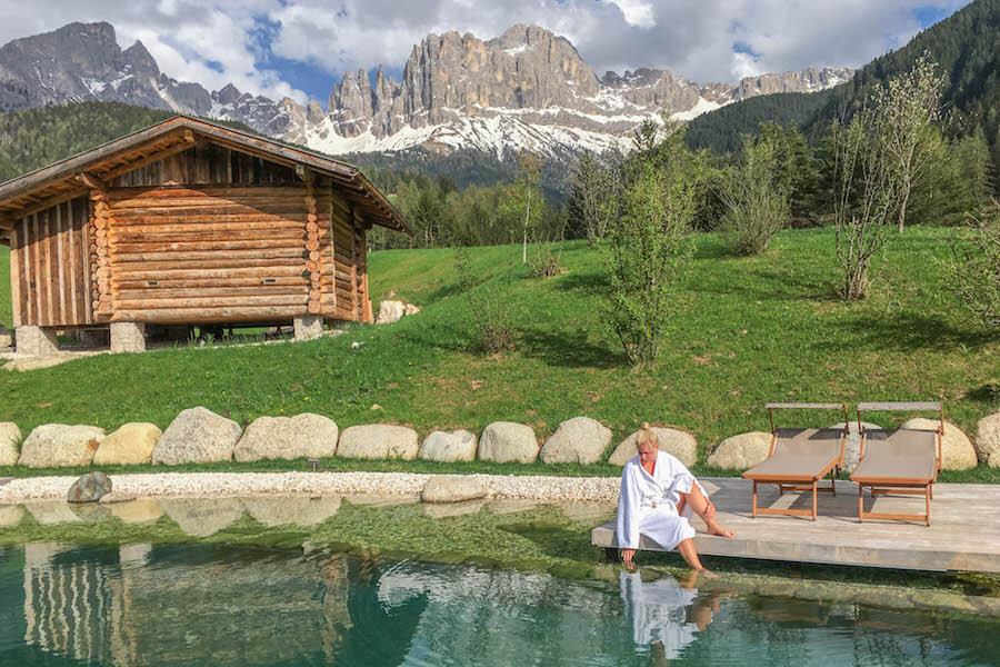 Wellnesshotel s dtirol aktive erholung beim wandern in for Design wellnesshotel sudtirol