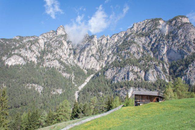 Wellnesshotel Suedtirol_Dolomiten Wandern_Urlaub Suedtirol Cyprianerhof Wanderung Tschamintal Cyprianerhof