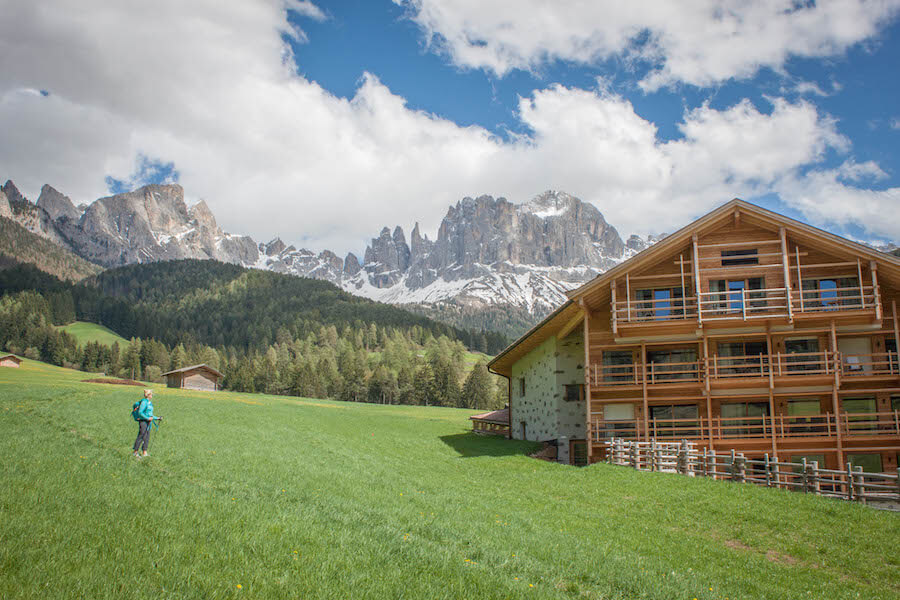 Wellnesshotel Suedtirol_Dolomiten Wandern_Urlaub Suedtirol Cyprianerhof