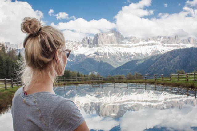 Wellnesshotel Suedtirol_Dolomiten Wandern_Urlaub Suedtirol Cyprianerhof Wanderung Tschafon Wuhnleger