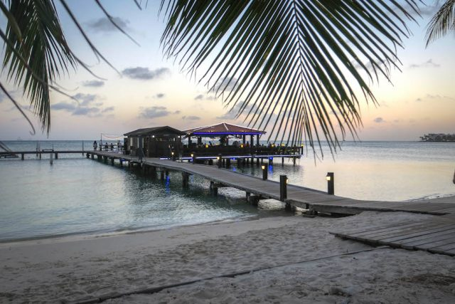Aruba Urlaub ABC Inseln Pinchos