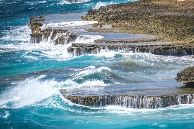Aruba Urlaub ABC Inseln Arikok Nationalpark ABC Tours Nordküste