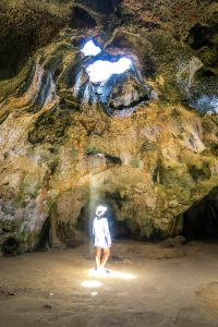Aruba Urlaub ABC Inseln Quadiriki Cave
