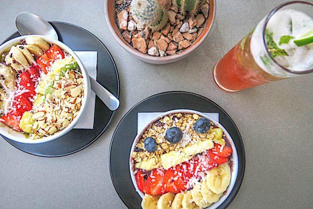 Aruba Urlaub ABC Inseln Craft Frühstück