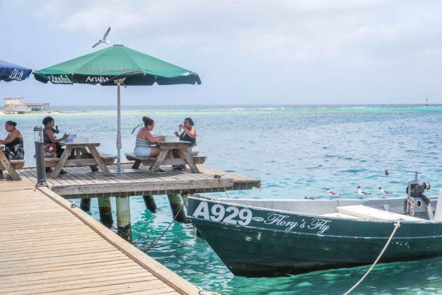Aruba Urlaub ABC Inseln Zeerovers