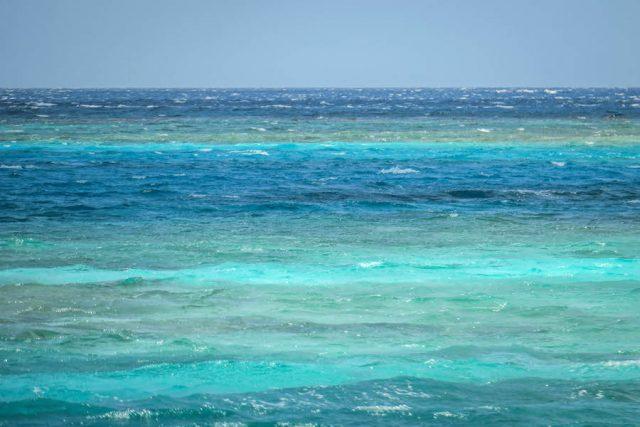 Aruba Urlaub ABC Inseln Segeln Meer Türkis