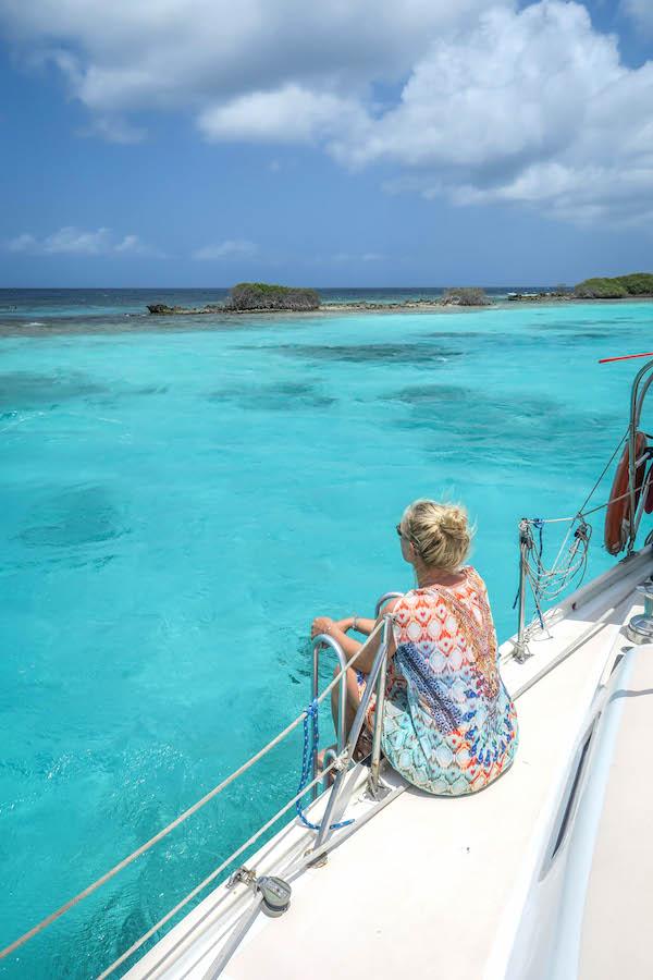 Aruba Urlaub ABC Inseln Segeln Schnorcheln