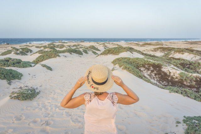 Aruba Urlaub auf den ABC Inseln Duenen