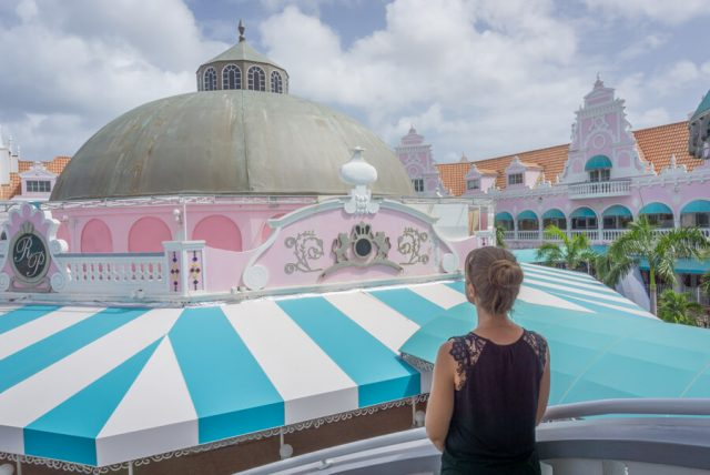 Aruba Urlaub auf den ABC Inseln Oranjestad