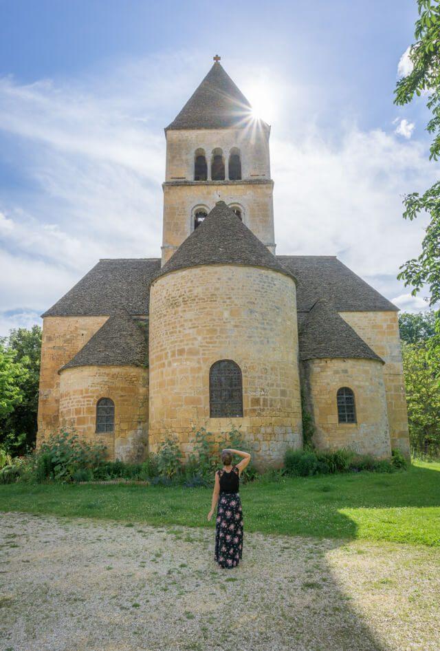 Camping Frankreich Campingplaetze Dordogne Perigord St Leon