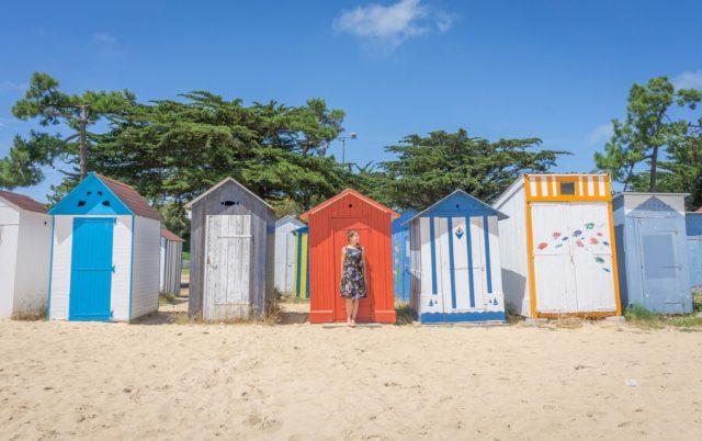Camping Frankreich Campingplaetze Ile d Oleron Strand