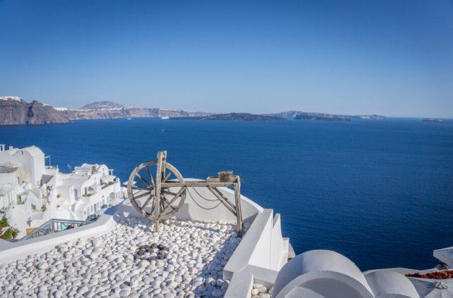Geheimtipps Santorini Urlaub Kykladeninsel Caldera