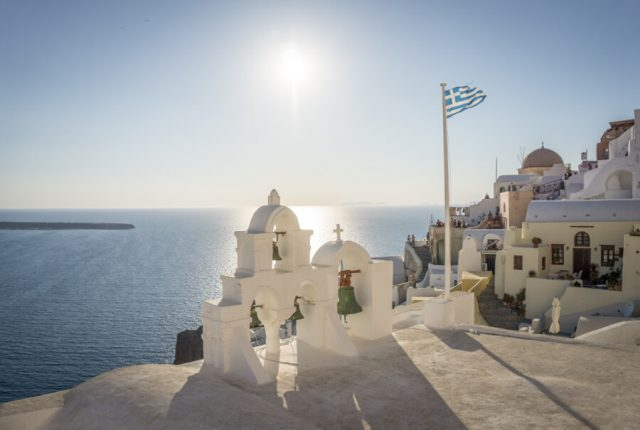 Geheimtipps Santorini Urlaub Kykladeninsel Kirche-2
