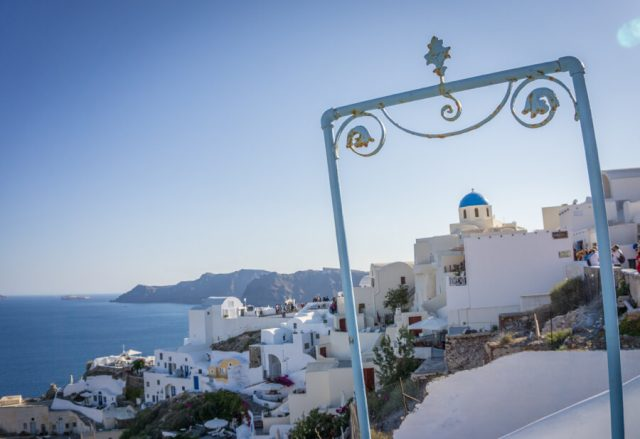 Geheimtipps Santorini Urlaub Kykladeninsel Oia Caldera