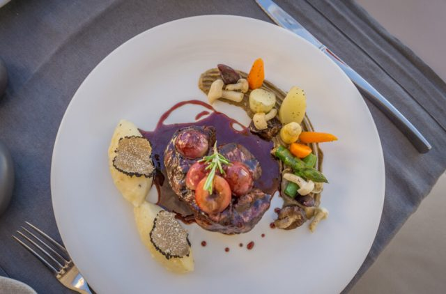Geheimtipps Santorini Urlaub Kykladeninsel Restaurant