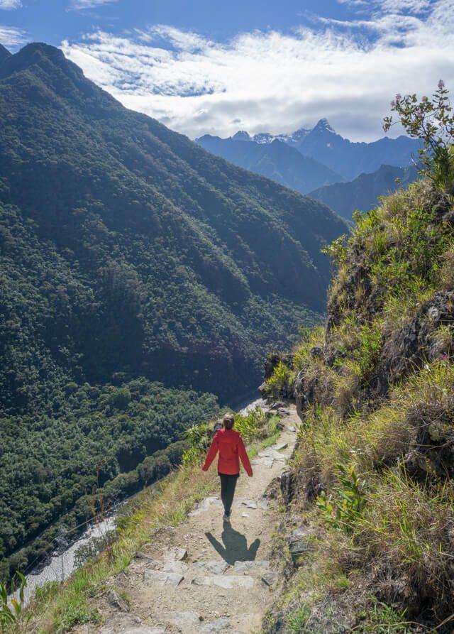 Inka Trail Machu Picchu Peru