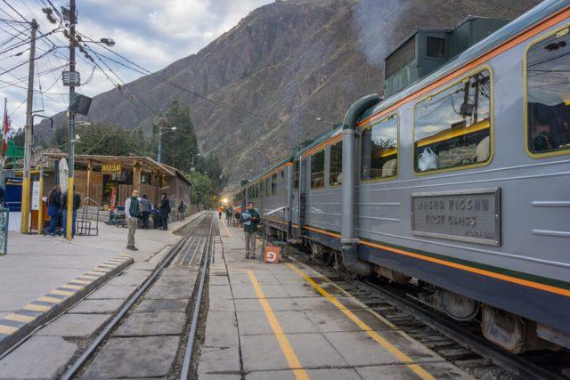 Inka Trail Machu Picchu Peru Inka Rail