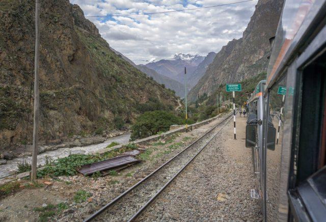 Inka Trail Machu Picchu Peru Inka Rail Zugfahrt
