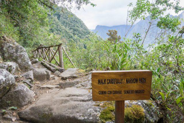 Inka Trail Machu Picchu Peru Trek