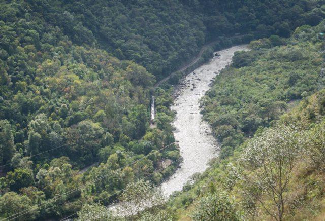 Inka Trail Machu Picchu Peru Urubamba Tal