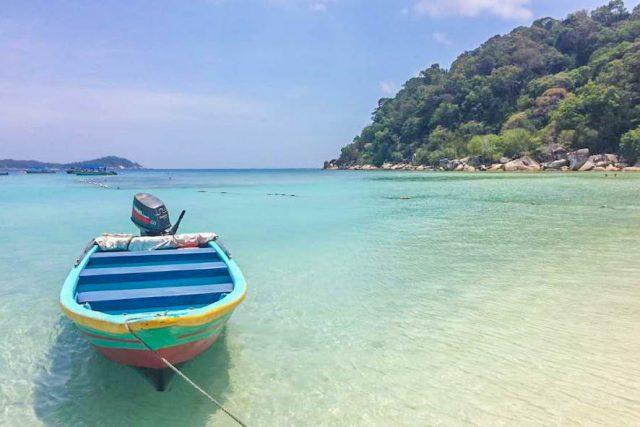 Malaysia Ostküste Tioman Perhentian Islands Boot