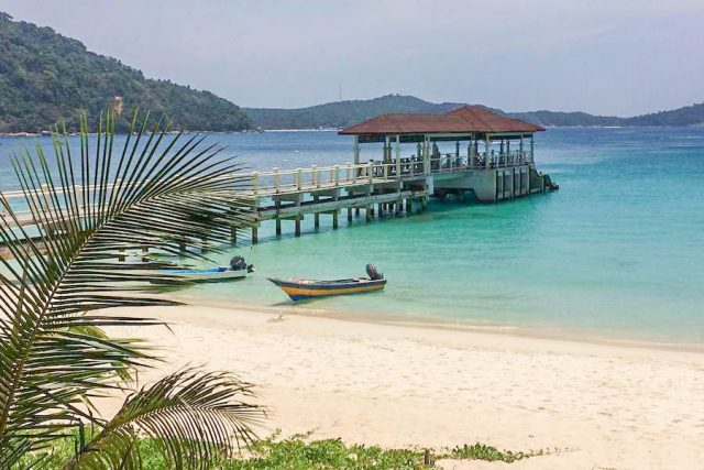Malaysia Ostküste Tioman Perhentian Island Resort