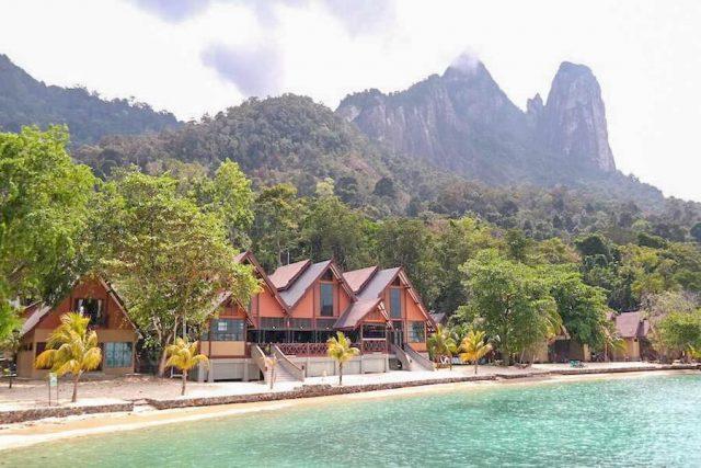 Malaysia Ostküste Tioman Perhentian Islands Tunamaya