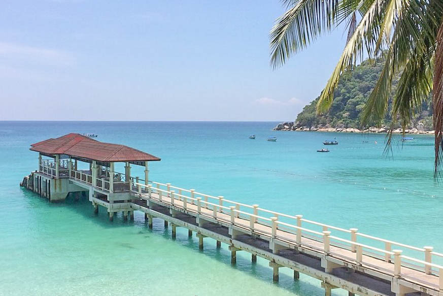 Malaysia Ostküste Tioman Perhentian Islands Besar