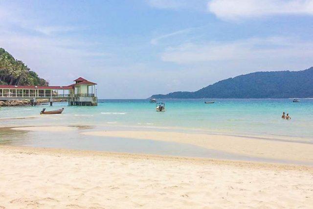 Malaysia Ostküste Tioman Perhentian Islands Bubu Resort