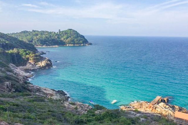 Malaysia Ostküste Tioman Perhentian Islands Wanderung